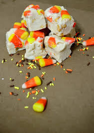 peanut butter candy corn fudge recipe