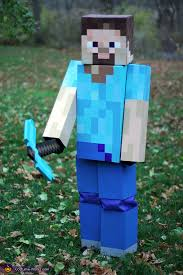 minecraft costume original minecraft steve costume