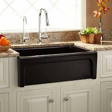 Apron Sink Bathroom Vanity by 33