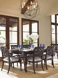 royal kahala islands edge dining table lexington home brands