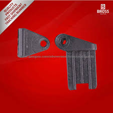 bross bdp143 sun window shade blind corner plastic clips brackets
