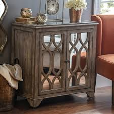 lillian weathered mirrored cabinet kirklands
