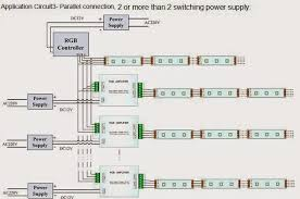 www ledstripsales com about led strip amplifier connection