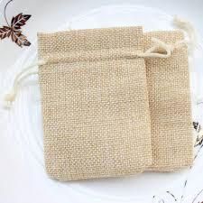 burlap favor bags 6 9cm small burlap bags with drawstring wedding birthday favor