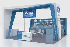 35 best exhibition trade show booth design inspiration