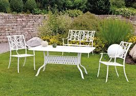 Gartenmobel Rattan Weis Weiße Gartenmöbel Fresh Furnitures
