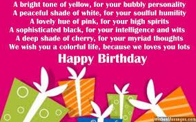 birthday poems for niece u2013 wishesmessages com