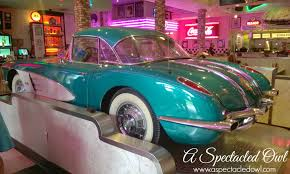 corvettes diner visiting the corvette diner in san diego diners san diego and