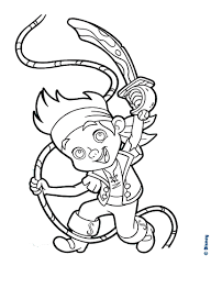 pirate coloring page handipoints pages for preschool pirates