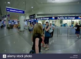 bureau de change manchester manchester airport terminal 3 stock photo 19363941 alamy