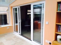 Three Panel Sliding Glass Patio Doors by Triple Pane Patio Door Choice Image Glass Door Interior Doors