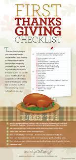 a thanksgiving dinner checklist diane gottsman national