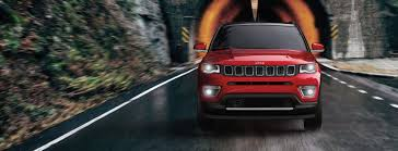 jeep driving away 2018 jeep compass safety and security features