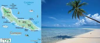netherlands beaches map most popular curacao island beaches the caribbean travel around