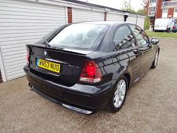 bargain 2004 53 bmw 316 ti compact leathers manual in poplar