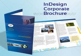 brochure design indesign templates 30 modern business brochure