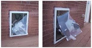 Interior Pet Door For Cats Maxseal Brick Wall Installation Guide