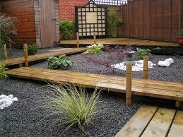 Cool Backyard Landscaping Ideas by This Looks Like Mr Miyagi U0027s Backyard Love It