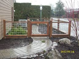 Gate For Backyard Fence Best 25 Dog Fence Ideas On Pinterest Fence Ideas Backyard