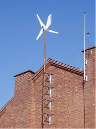 Small Wind Turbines For Home - study delivers blow to urban microwind turbines cnet