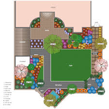 Garden Layout Sle Garden Layout Paso Evolist Co