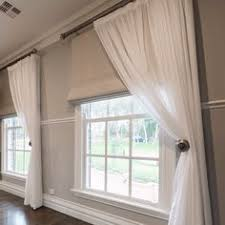 Can You Put Curtains Over Blinds Sheer Curtains Over Roller Blinds Google Search Curtain Blinds