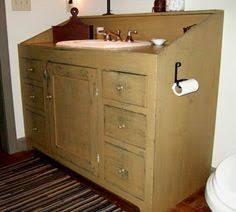 primitive bathroom ideas unique primitive bathroom vanity for your interior home design
