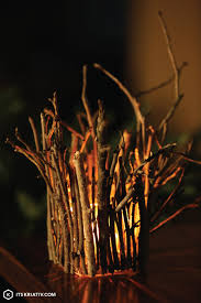 Branches With Lights It U0027s Kriativ U2014 Twinkling Twigs