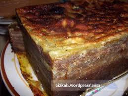 Lapis Legit Wisata Kuliner Makanan khas Lampung yang menggoda