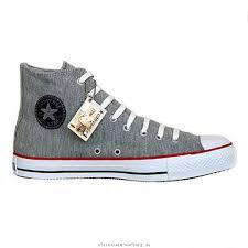 converse designer chucks schuhe all design converse chuck all chucks 1u452 sweatshirt gray
