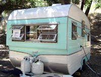 vintage classic retro touring sprite alpine caravan 1972