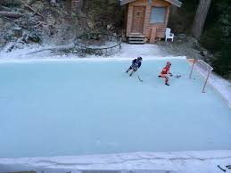 Backyard Ice Rink Kits by Enjoy The Polar Vortex With A Homemade Backyard Ice Rink The