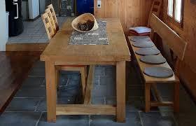 table banc cuisine banc de cuisine en bois angulaire with newsindo co