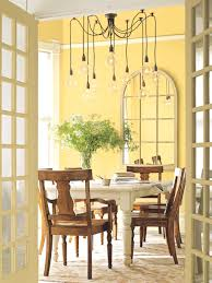 Kitchen And Dining Room Colors by Golden Honey From Benjamin Moore On The Wall Sunny Yet Class The