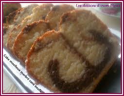 recette de cuisine sans oeuf cake moelleux marbré sans oeufs les délices d oum elyas
