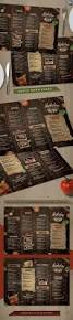 rustic cafe menu board by arifpoernomo graphicriver