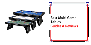 triumph 4 in 1 game table top 7 best multi game tables for 2018 guide and reviews