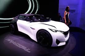 peugeot sports car 2015 peugeot fractal concept revealed at frankfurt motor show autocar