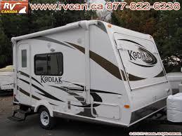 kodiak ultra light travel trailers for sale rv canada 2011 dutchmen kodiak expandable ultra lite 161e for sale