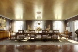 Classic Luxury Dining Room Interior Design Ideas - Luxury dining rooms