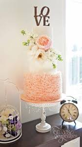 26 oh so pretty ombre wedding cake ideas