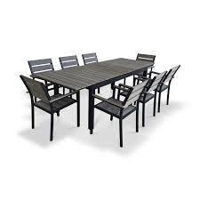 Dining Tables  Walmart Mainstay Patio Furniture Lowes Patio - 7 piece outdoor dining set with round table