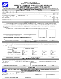 example of completed form of sss ealp application fill online