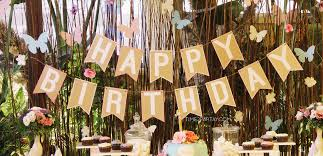 a shabby chic first birthday party time2partay com