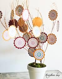 thanksgiving craft thankful tree honeybear