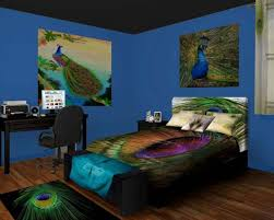peacock bedroom decor peacock bedroom peacock bedroom decor for the extravagant feelings