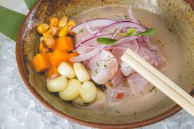 Panya Thai Kitchen Best Ceviche Doa Food And Drink Best Of Miami Miami New Times