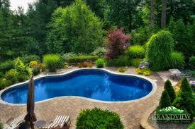 Swimming Pool Backyard Designs by Lagoon Pool Landscaping Google Search Home Decor Pinterest