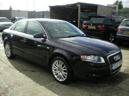 2007 audi a4 manual used audi a4 2007 black colour diesel 1 9 tdi tdv se saloon for