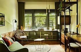 hotel v fizeaustraat in amsterdam design milk